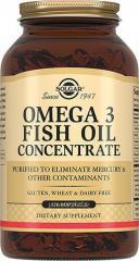 Концентрат рыбьего жира Омега-3