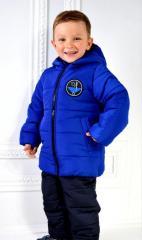 Warm children jackets