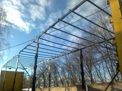 Сдвижная крыша