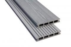 Террасная доска Polymer & Wood Premium...