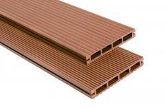 Терасна дошка Polymer & Wood Lite 138х19х2200