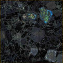 Tile polished granite Kamenobrodskoe 30 mm