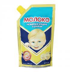 Молоко сгущенное ГОСТ 8% д/п 290г.