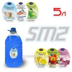 Жидкое мыло SMZ 5 литров