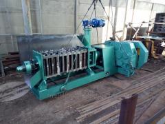 Маслопресс Экспеллер ЕПМ-05 Пресс дожима 400-500 кг/час