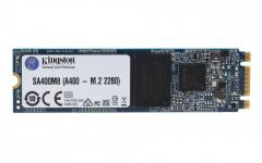 "Накопитель SSD 240GB Kingston A400 2.5"" M.2 2280 SATA III TLC (SA400M8/240G)"