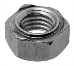 Nut welded DIN 929
