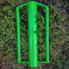 Инструмент для забивания металлических столбов в