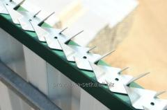 Fixture and accessories for fences