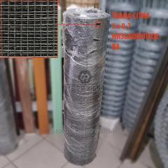 Сетка тканая низкоуглеродистая 2.5х0.5