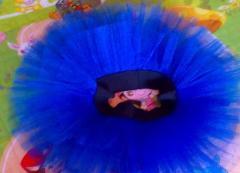 Детская юбка пачка из фатина (6 ступеней) от 1