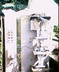 The milk-1200 pouring automatic machine pak / hour