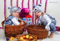 Карнавальный костюм Мышка от 3-7 лет