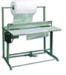 Напольные установки  для сварки полимерных пленок