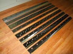 Ножи для гильотин и пресс ножниц по металлу