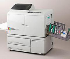 RISO HC5500 высокоскоростной струйный принтер c