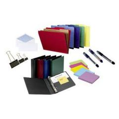 Stationery, goods for office