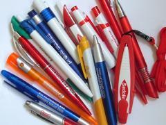 Handles, pencils, cores, markers, felt-tip pens,
