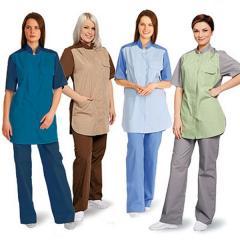 Одежда защитная, рабочая. Пошив рабочей одежды