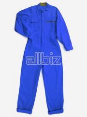 Одежда защитная, рабочая. Пошив рабочей одежды.