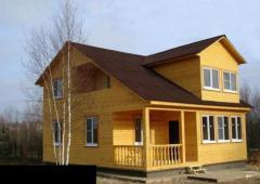 Дом брусовой