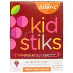 Витамин С, Эстер-C для детей, American Health, 30