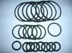 Rings rubber, a ring sealing rubber, rubber GOST,
