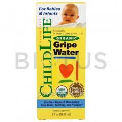 Водичка от детских коликов, Gripe Water,