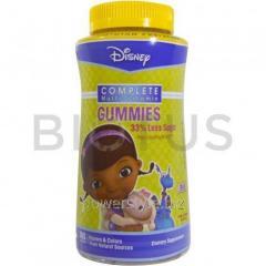 Мультивитамины для детей, Доктор Плюшева, Complete
