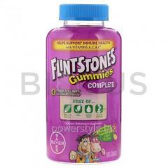 Мультивитамины для детей (Children's Multivitamin Supplement), Flintstones, 180 штук