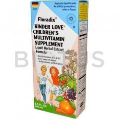 Детские мультивитамины, Children's