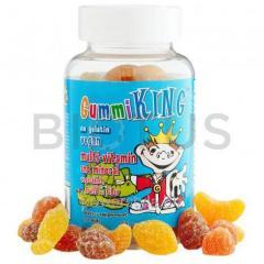 Витамины для детей (Multi-Vitamin), Gummi King,
