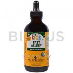 Средство для быстрого засыпания, Fast Asleep, Herb