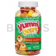 Витамины для детей (Yummi Bears), Hero
