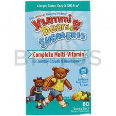 Витамины для детей, Multi-Vitamin &amp-