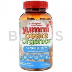 Мультивитамины для детей, Multi-Vitamin, Hero