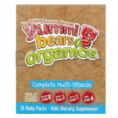 Мультивитамины, Complete Multi-Vitamin, Hero