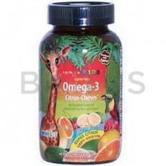 Омега-3 для детей (цитрусовые), Omega-3, Irwin