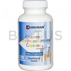 Витамины и минералы для детей, Children's