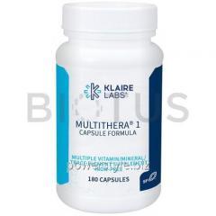 Мультивитамины и минералы без железа, MultiThera