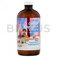 Цитрат кальция и магния для детей, Kids Calcium