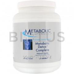 Метаболический очищающий комплекс, Metabolic Detox Complete, Metabolic Maintenance, 1,05 кг