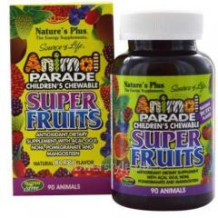 Антиоксиданты для детей, Antioxidant Dietary
