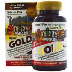Витамины для детей (Children's Multi-Vitamin),