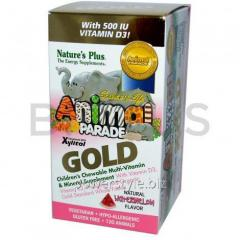 Витамины для детей, Chewable Multi-Vitamin,