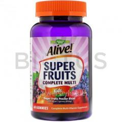 Мультивитамины для детей, Super Fruits Complete