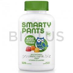 Витамины для детей с Омега-3 и витамином D (Kids