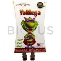 Семена льна для детей (шоколадно-йогуртовые),