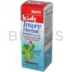 Поддержка иммунитета, для детей от 2-х лет, Insure