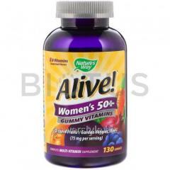 Витамины для детей, (Multi-Vitamin), Disney,